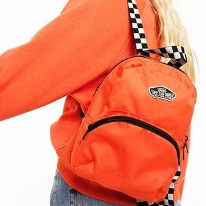 Gorgeous Vans mini backpack NWT❤️